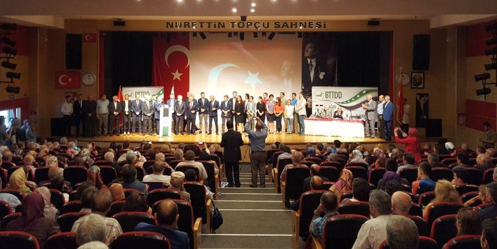 Batı Trakya Türkleri Oybirliği İle Necmettin Hüseyin Dedi