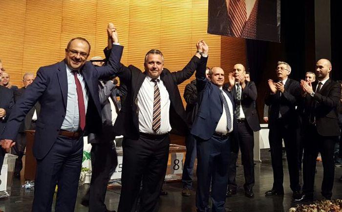 Bursa BTTDD Üyeleri Dr. Ali Emin Latif Dedi